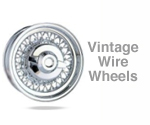 Vintage Wire Wheels