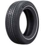 Travelstar Radial | 18mm Whitewall | 215/75R15