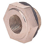 Nickel Rim Washer (Reducer Nut) For Wood Wheels
