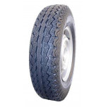 145R10 Dunlop Aquajet Blackwall Tire