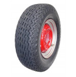 165/70R10 Dunlop Aquajet Blackwall Tire