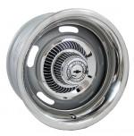 Corvette Style Rallye - Silver