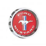 Red Pony Cap Style Steel