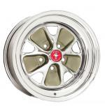 Style Steel Wheel
