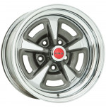 Pontiac Rallye II Wheel - Chrome