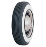 G78-14 Coker Classic 2 1/4'' Whitewall Tire NOS