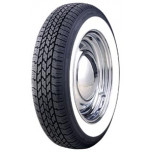 "195/75R14 Coker 2 1/4"" Whitewall Tire"