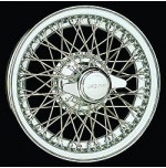 D456B 16 x 5 Chrome Dayton Wire 60 Spoke
