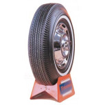 "670-15 Firestone 1"" Whitewall Tire"