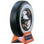 "710-15 Firestone 3 1/4"" Whitewall Tire"