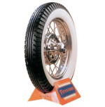"475/500-20 Firestone 2 3/8"" Whitewall Tire"