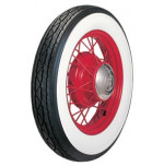 "525/550-18 Lester 3 1/4"" Whitewall Tire"