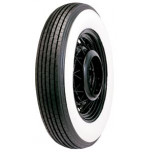 "525/550-17 Lester 3 3/4"" Whitewall Tire"
