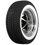 "235/60R16 American Classic 2 1/8"" White Wall Tire"