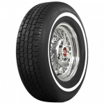 "205/75R14 American Classic 1"" White Wall Tire"