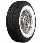 "235/75R14 American Classic 2 1/2"" White Wall Tire"