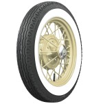 "475/500R19 American Classic 2 5/8"" Whitewall Tire"