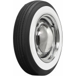 "600-15 BF Goodrich 2 5/8"" Whitewall Tire"