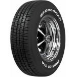 215/70R14 BF Goodrich Radial T/A RWL Tire