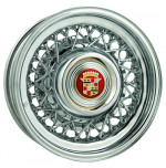 Cadillac Style Wire Wheel