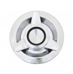 Thunderbird Wire Wheel Chrome Spinner Cap