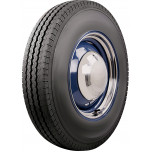 600R16 Coker Blackwall Radial Tire