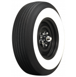 G78-14 Coker Classic 3 1/2'' Whitewall Tire