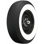 "G78-15 Coker Classic 3 1/4"" Whitewall Tire"