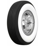 "H78-15 Coker Classic 4 7/16"" Whitewall Tire"