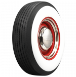 "L78-15 Coker Classic 4"" Whitewall Tire"