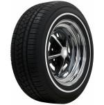 235/60R16 American Classic White Pin Stripe Tire