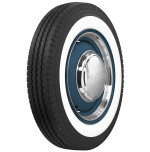 550R16 Coker 2 3/4 Inch Whitewall Radial Tire