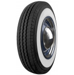 "650R16 Coker 3"" Whitewall Tire"