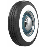 "700R16 Coker 3 1/2"" Whitewall Tire"