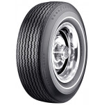 F70-14 Goodyear Speedway Wide Tread White Stripe Tire