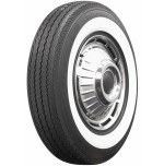 "560-13 Firestone 2 1/4"" Whitewall Tire"