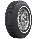 "LR78-15 Firestone 721 3/4"" Whitewall Tire"