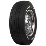 D70-14 Firestone Wide Oval Raised White Letter Tire