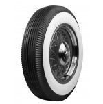 "650-20 Firestone 3 3/4"" Whitewall Tire"