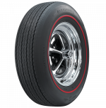 GR70-14 Firestone Wide Oval Radial Redline Tire