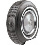 "G78-14 BF Goodrich 1"" Whitewall Tire"