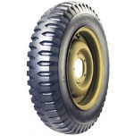 600-16 Goodyear Military NDT 6 Ply Tire