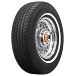 """P185/75R14 MAXXIS 89S .8"""" Whitewall"""