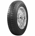 725SR13 Michelin X Blackwall Tire