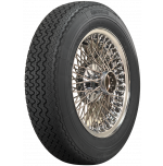 155HR15 Michelin XAS-FF Blackwall Tire