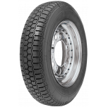640SR13 Michelin ZX Blackwall Tire
