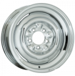 OE Style Ford/Chevy Wheel - Chrome
