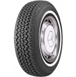 "185HR14 Phoenix 3/4"" Whitewall Tire"