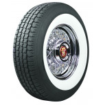 "215/75R15 American Classic 2 1/2"" White Wall Tire"