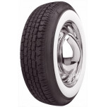 "165R15 American Classic 2 1/4"" White Wall Tire"